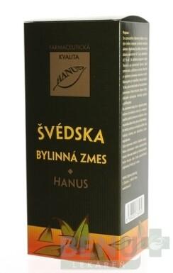 HANUS ŠVÉDSKA BYLINNÁ ZMES 1ks