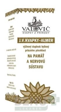 J.V. KVAPKY - ALMER 50ml