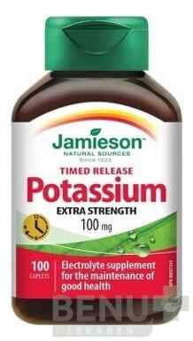 JAMIESON DRASLÍK 100 mg S POSTUPNÝM UVOĽŇOVANÍM tbl 100