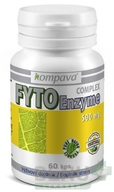 kompava FYTO Enzyme COMPLEX cps 60