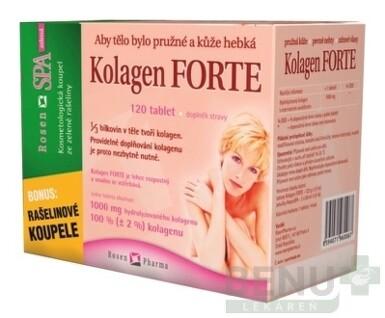 KOLAGÉN Forte - RosenPharma tbl 120x1000mg 2