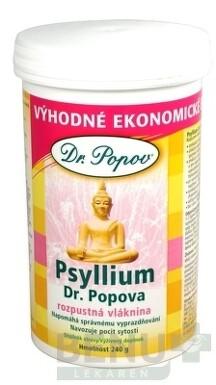 DR. POPOV PSYLLIUM 240g