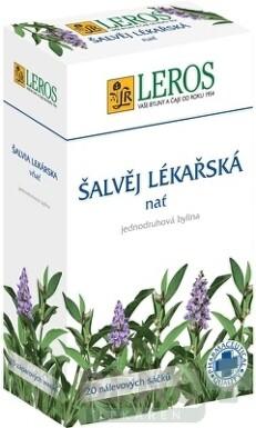 LEROS ŠALVIA LEKÁRSKA VŇAŤ 20x1,5g