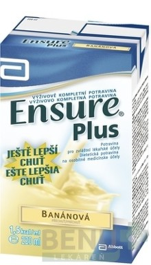 Ensure Plus sol 220ml