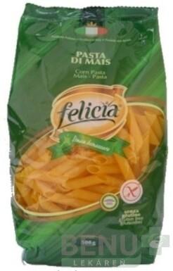 Kukuricne cestoviny Felicia Penne Rigate 500g