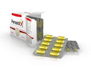 ParazitEx - prípravok proti parazitom cps 60 2