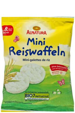 ALNATURA Mini ryžové chlebíky 40g