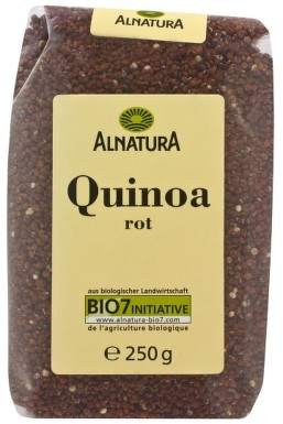 ALNATURA Quinoa červená 250g