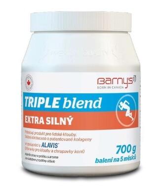 BARNY'S TRIPLE blend EXTRA SILNÝ 1x700 g