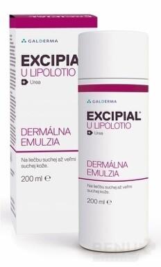 EXCIPIAL U LIPOLOTIO lot 200ml