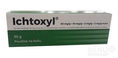 ICHTOXYL ung 30g