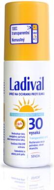 Ladival Transparentný sprej SPF 30 150ml
