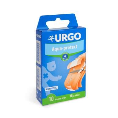 URGO Aqua-protect 10 x 6 cm 10 kusov