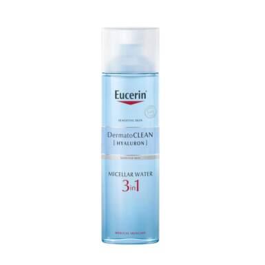 EUCERIN Dermatoclean hyaluron micelárna voda 3v1 100 ml