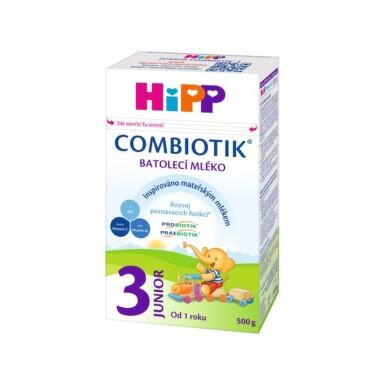 HiPP 3 Junior combiotik 500 g