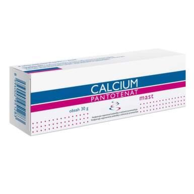 HERBACOS Calcium pantotenát masť 30 g