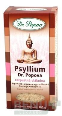 DR. POPOV PSYLLIUM 100g