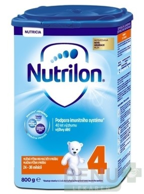 Nutrilon 4 800g 2