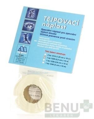 MEDIPLAST TEJP PÁSKA 1220 2,5cmx10m 1ks