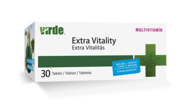 VIRDE EXTRA VITALITY tbl 30