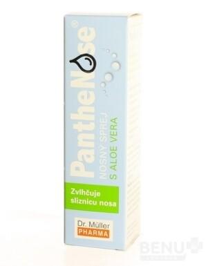 Dr. Müller PantheNose NOSNÝ SPREJ s aloe vera 20ml 2