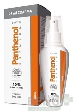 SWISS Panthenol PREMIUM spray 150+25ml