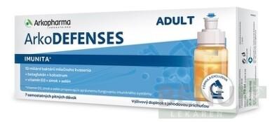 ArkoDEFENSES Adult sol por 1x7 dos 2