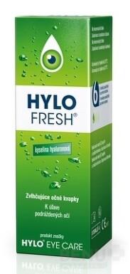 HYLO FRESH gtt oph 10ml