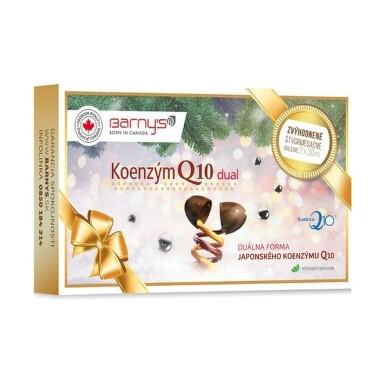 BARNY'S Koenzým Q10 dual 60 mg cps 2x30