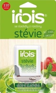 Irbis Stévia 1x110 ks tbl 110