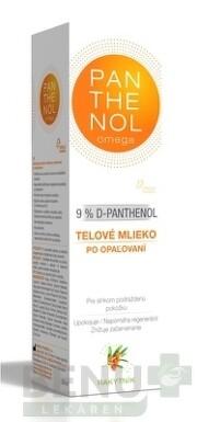 omega PANTHENOL 9% RAKYTNÍK 250ml