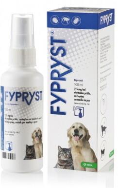 FYPRYST 2,5 mg/ml kožný sprej 1x100 ml 100ml