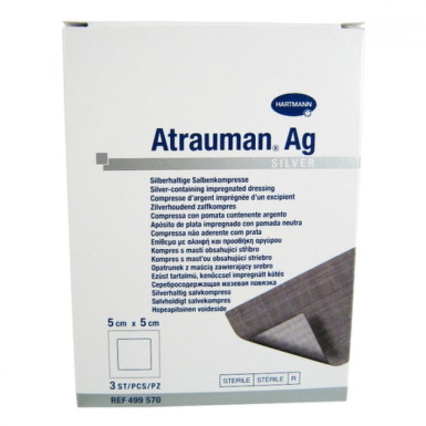 ATRAUMAN AG 5x5cm 3ks