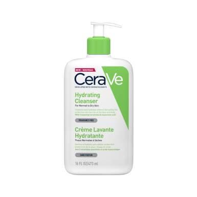 CERAVE Hydratačná čistiaca emulzia 473 ml
