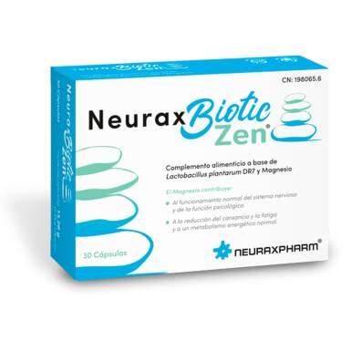 NEURAXBIOTIC Zen 30 tabliet