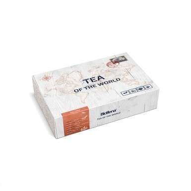 BIOGENA Tea of the world kolekcia 6 druhov čajov po 10 vrecúšok 60 vrecúšok