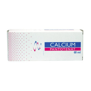 HERBACOS Calcium pantotenát masť 60 ml