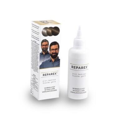 REPAREX Proti šedinám brada a fúzy 125 ml