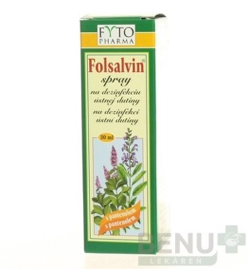 FYTO Folsalvin spray 30ml