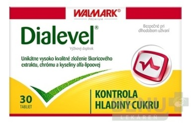 WALMARK DIALEVEL tbl 30