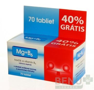 NP PHARMA MG + B6 40% grátis tbl 50+20zdarma