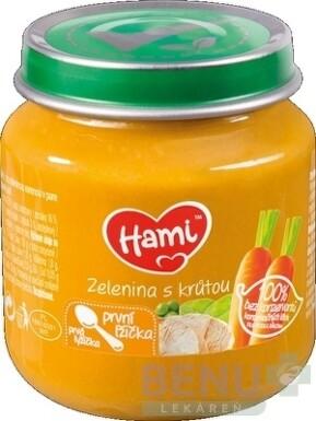Hami príkrm Zelenina s morkou 125g