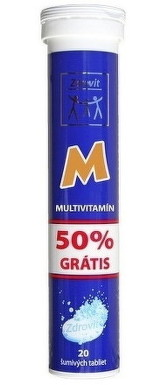 Zdrovit MULTIVITAMIN 50% grátis tbl eff 20