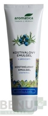 aromatica KOSTIHOJOVÝ EMULGEL s borievkou 75ml