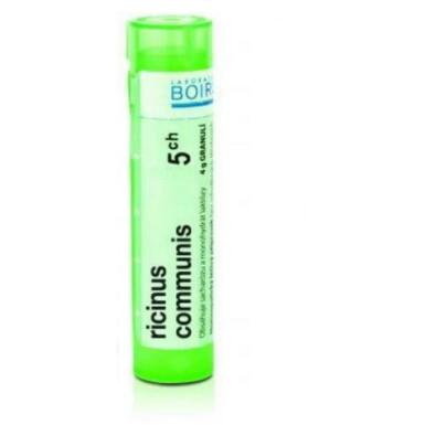RICINUS COMMUNIS gra 1x4 g (5CH)