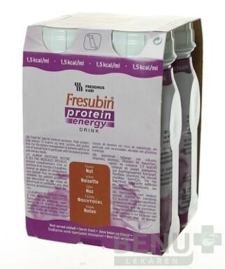 Fresubin Protein energy DRINK sol 4x200ml