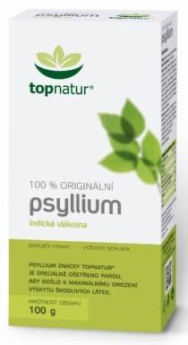 topnatur PSYLLIUM VLÁKNINA 100g