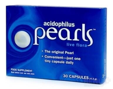 ACIDOPHILUS PEARLS cps 30 2