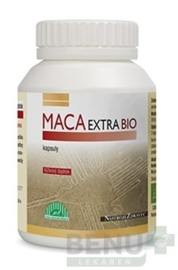 MACA EXTRA BIO kapsuly cps120
