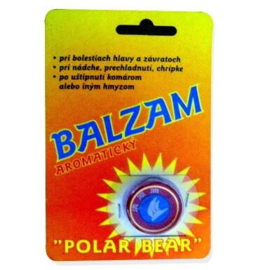 BALZAM AROMATICKÝ 3,5 g